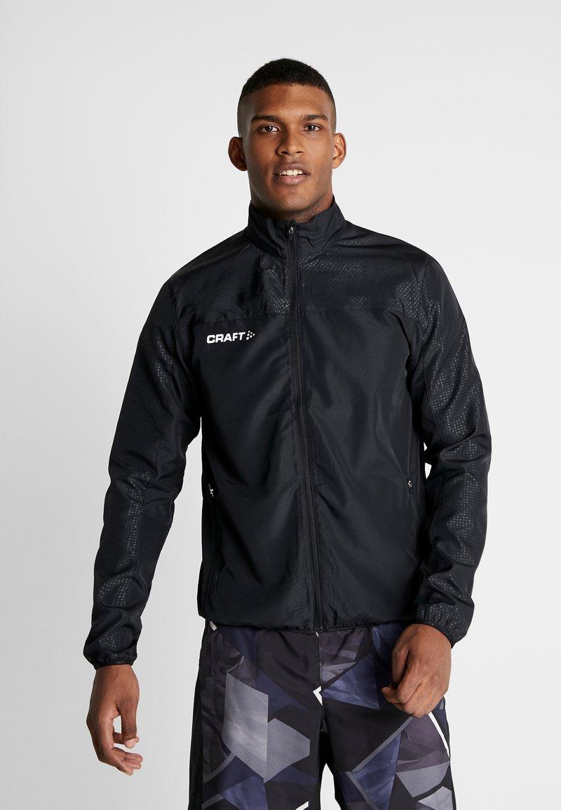 Craft - RUSH - Training jacket - black