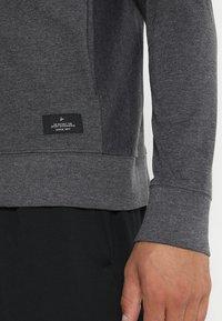 Craft - HOOD - Sweatjacke - grey melange/black - 6