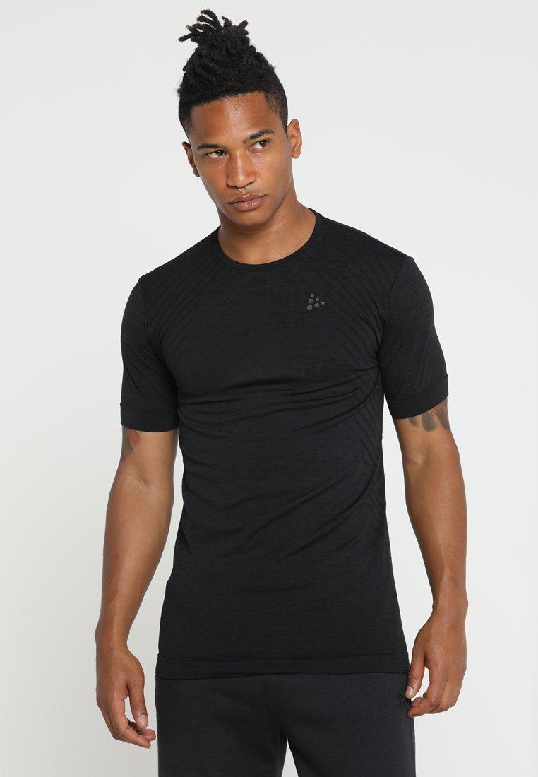 Craft - COMFORT - Undershirt - black