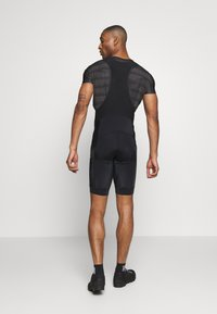 Craft - ADOPT BIB SHORTS - Tights - black - 2
