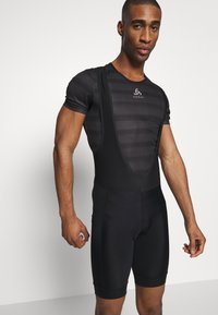 Craft - ADOPT BIB SHORTS - Tights - black - 3