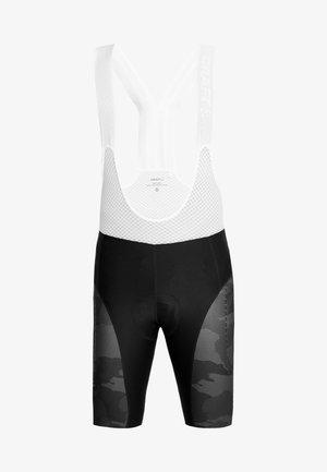 SURGE LUMEN SHORTS - Tights - multi/black