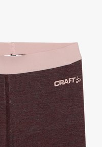 Craft - SET - Undershirt - rhubarb melange - 4