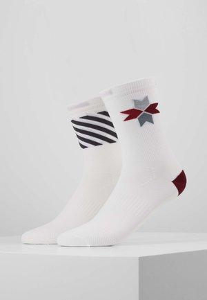 SPECIALISTE COOL BIKE SOCK - Sportsocken - white/hickory