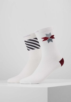 SPECIALISTE COOL BIKE SOCK - Calcetines de deporte - white/hickory