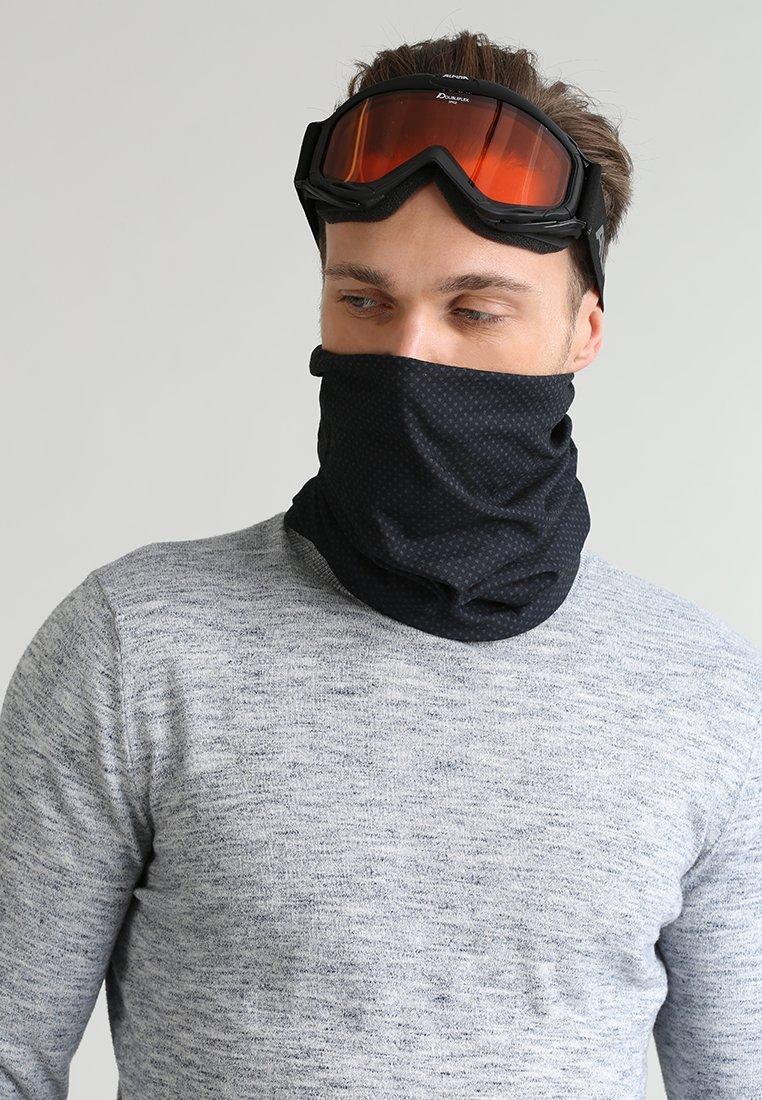 Craft - NECK TUBE - Sjaal - black/white