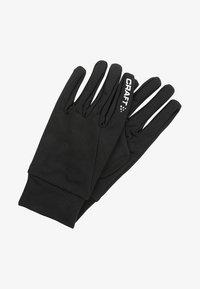 Craft - Fingerhandschuh - black - 0