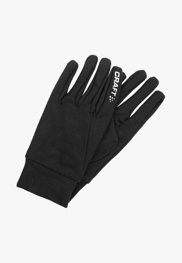 Craft - Fingerhandschuh - black