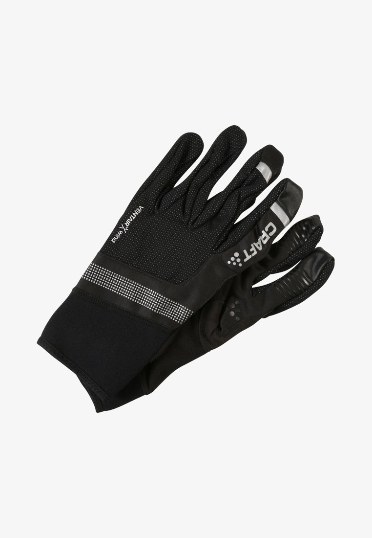 Craft - SHELTER  - Handsker - black