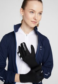 Craft - GLOVE 2.0 - Fingerhandschuh - black - 2