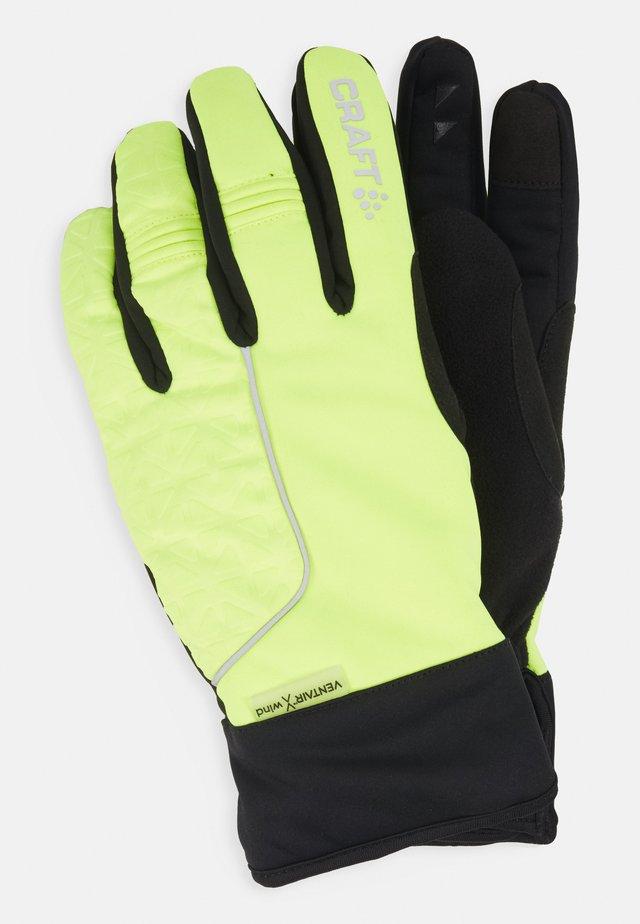 SIBERIAN 2.0 GLOVE - Gloves - flumino/black