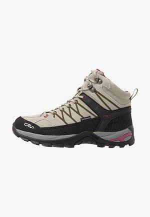 RIGEL MID TREKKING SHOE WP - Hiking shoes - sage/moss