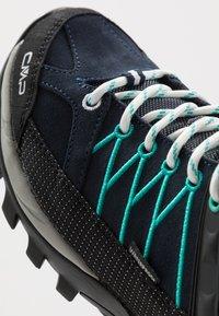 CMP - RIGEL MID TREKKING SHOE WP - Outdoorschoenen - blue/ceramic - 5