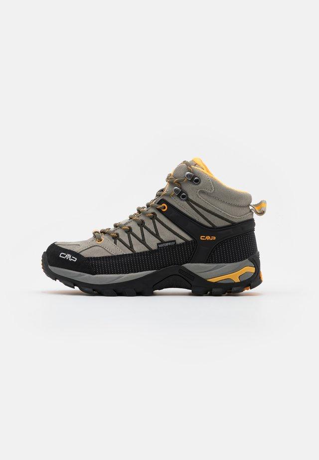 RIGEL MID TREKKING SHOE WP - Hiking shoes - sage/solarium