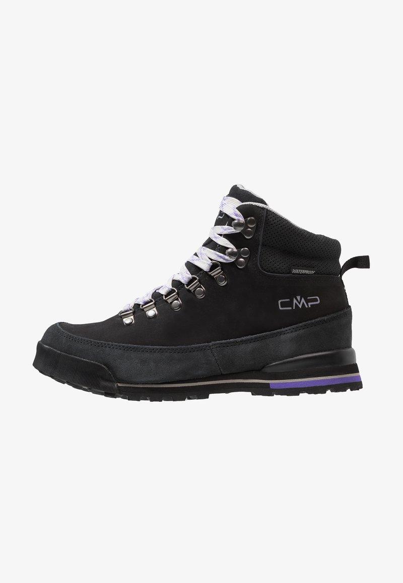CMP - HEKA TREKKING SHOES WP - Chaussures de marche - nero