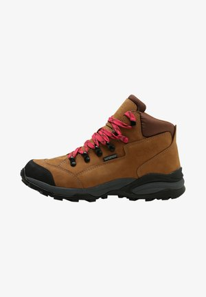 MIRZAM WMN TREKKING SHOES WP - Hiking shoes - toffe