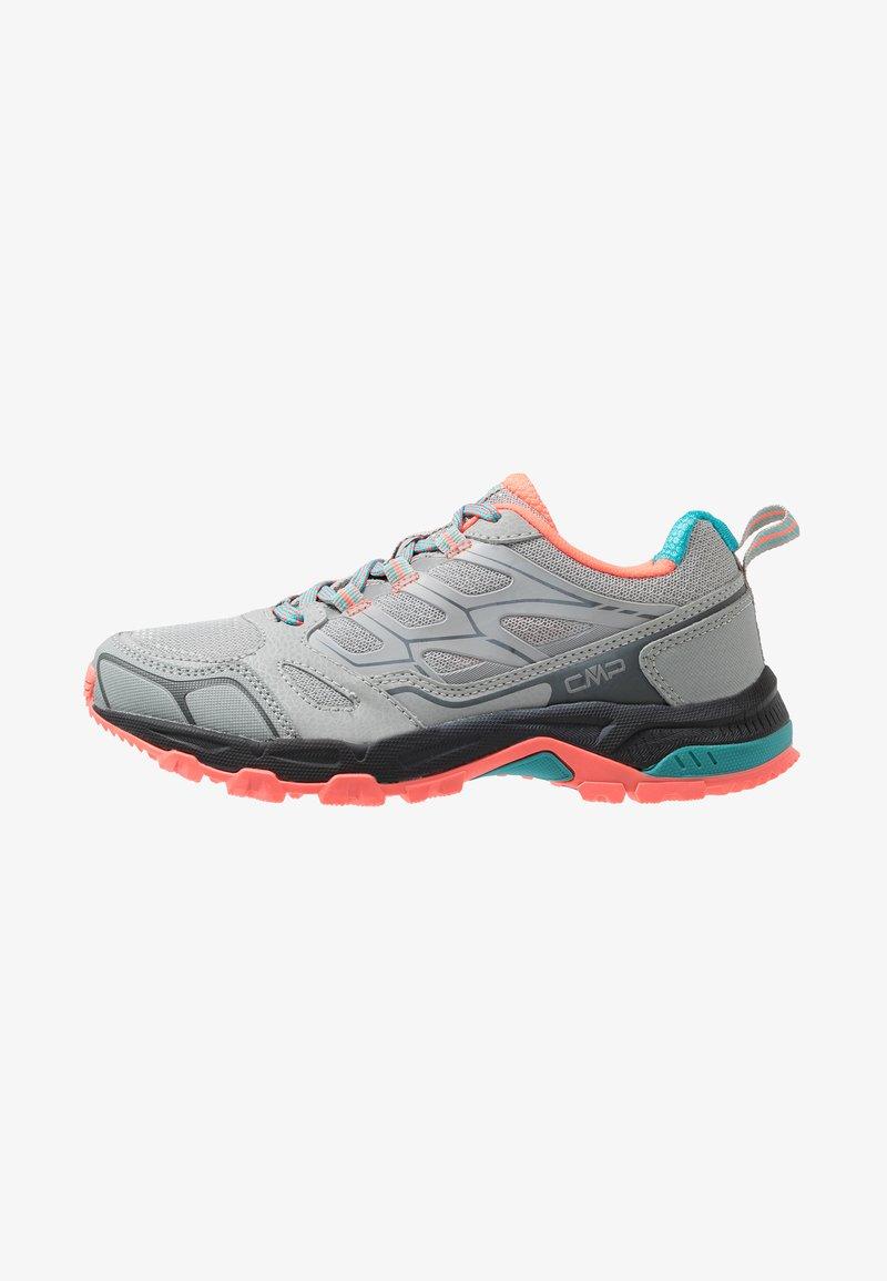 CMP - ZANIAH SHOE - Trail running shoes - grey