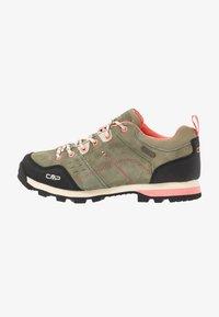 CMP - ALCOR LOW TREKKING SHOE WP - Hiking shoes - kaki - 0