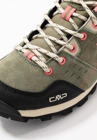 CMP - ALCOR LOW TREKKING SHOE WP - Hiking shoes - kaki - 5