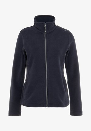 WOMAN JACKET - Fleecová bunda - blue ghiaccio