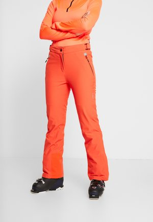 WOMAN SKI PANT - Snow pants - bitter