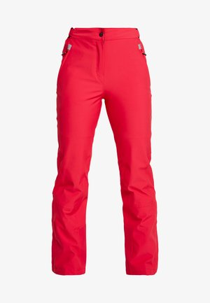 WOMAN SKI PANT - Snow pants - rhodamine