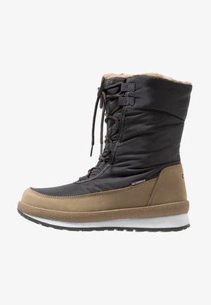 HARMA SNOW WP - Zimní obuv - arabica