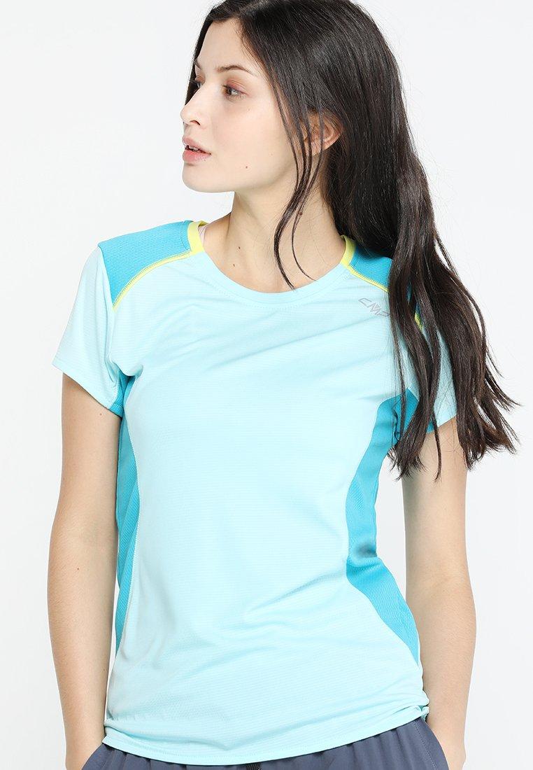CMP - WOMAN TRAIL - T-shirt print - anice