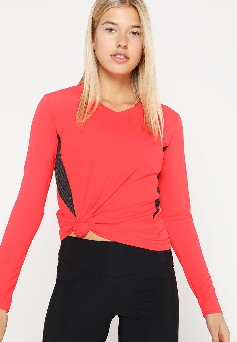 CMP - WOMAN  - Langarmshirt - red fluo
