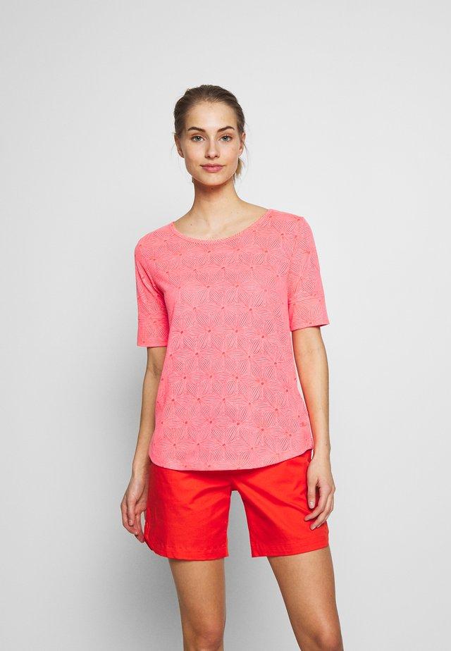 WOMAN - Print T-shirt - gloss