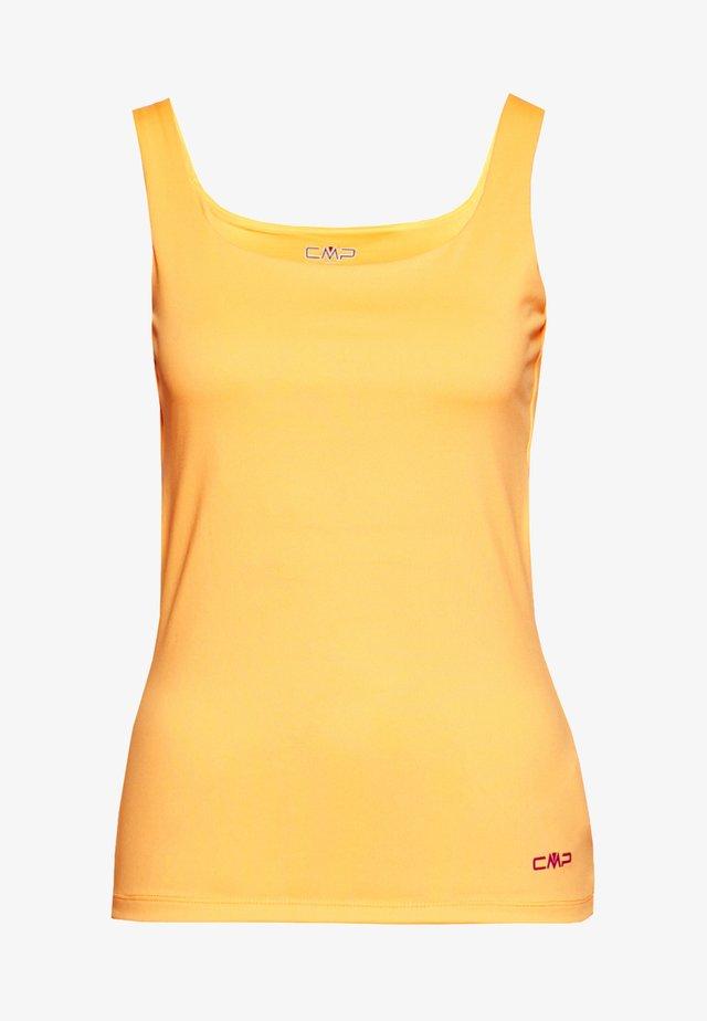 WOMAN DOUBLE - T-shirt de sport - solarium