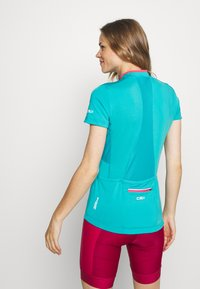 CMP - WOMAN BIKE - Print T-shirt - ceramic - 2