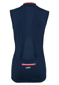 CMP - WOMAN BIKE SLEEVELESS - Treningsskjorter - blue - 1