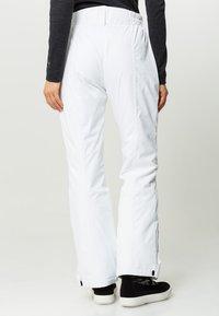 CMP - WOMAN SKI PANT - Pantaloni da neve - bianco - 2