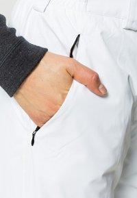 CMP - WOMAN SKI PANT - Pantaloni da neve - bianco - 3