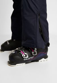 CMP - WOMAN SKI PANT - Skibroek - black/blue - 6