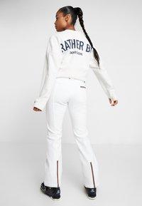 CMP - WOMAN LONG  - Pantalon de ski - bianco - 2