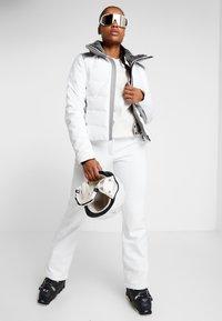 CMP - WOMAN LONG  - Pantalon de ski - bianco - 1
