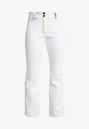 WOMAN LONG  - Snow pants - bianco