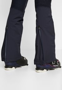CMP - PANT - Ski- & snowboardbukser - black/blue - 5