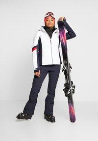 CMP - PANT - Ski- & snowboardbukser - black/blue - 1