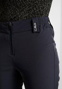CMP - PANT - Ski- & snowboardbukser - black/blue - 3