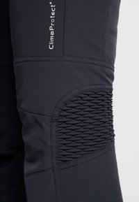 CMP - PANT - Ski- & snowboardbukser - black/blue - 7