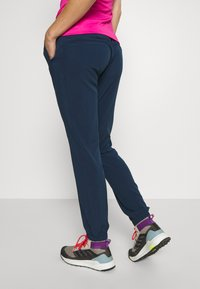 CMP - WOMAN LONG PANT - Pantalon classique - blue - 3