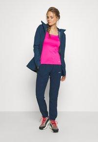 CMP - WOMAN LONG PANT - Pantalon classique - blue - 1
