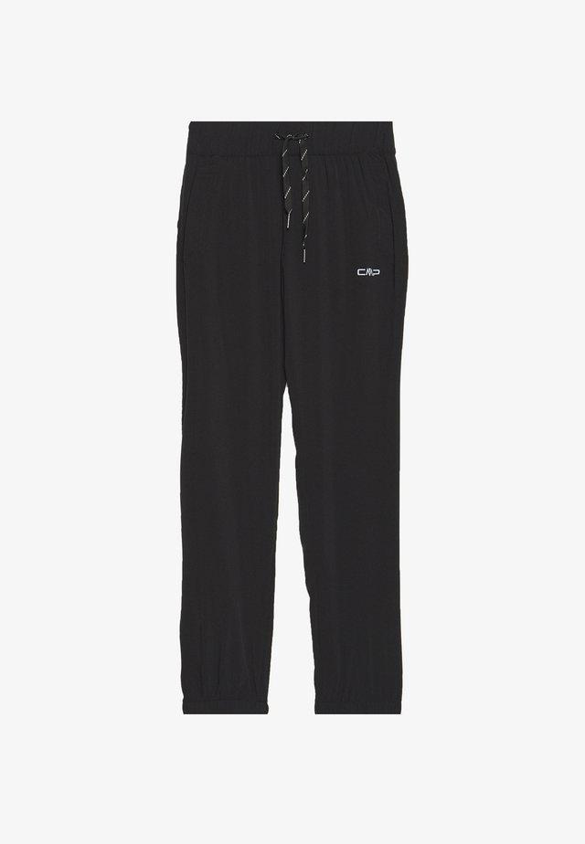 WOMAN LONG PANT - Kalhoty - nero