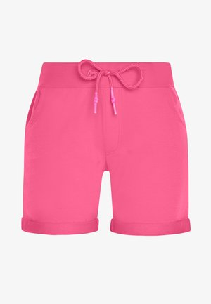 WOMAN BERMUDA - Sports shorts - bouganville