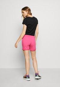 CMP - WOMAN BERMUDA - Sports shorts - bouganville - 2