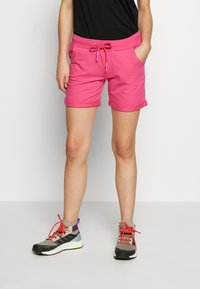 CMP - WOMAN BERMUDA - Sports shorts - bouganville - 0