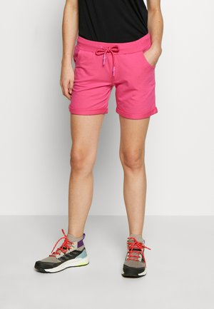 WOMAN BERMUDA - Sports shorts - bouganville